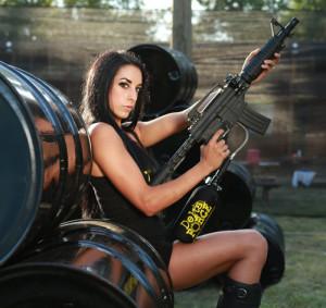 M16 Delta Force Paintball Tsawwassen