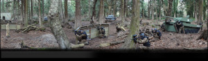 Delta Force Paintball Basecamp